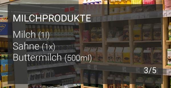 Zu kaufende Produkte
